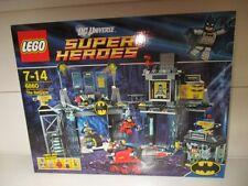 LEGO 6860 super Heroes Batman the Batcave Neuf emballage d'origine non ouvert