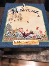 Kindertraum Käthe Wohlfahrt Im Originalkarton Maulwurf Papa Limitiert Zertifikat
