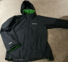Mens Berghaus Aquafoil AQ2 Mens Waterproof Jacket with Mesh Lining & Hood size M