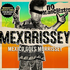 Mexrrissey : No Manchester CD (2016) ***NEW***
