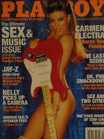 Playboy April 2003 | Carmen Electra Carmella Decesare    #7991A