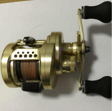 SHIMANO Ocea Conquest 200PG Gold right 4.8:1 PE2-200m