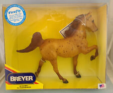 Breyer 1130 Firefly Red Roan 5 Gaiter Saddlebred Model Horse Traditional - NIB