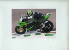 James Haydon Kawasaki British Superbikes 2008 Signed Photograph 1