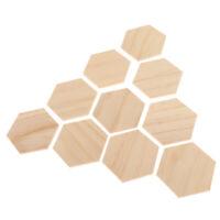 x10 LASER CUT legno intagliato artigianale forma BIANCHI SQUALO in legno forme 12cm