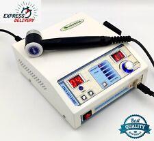 Latest Ultrasound 1mhz Therapy Unit Ultra Physio Therasonic Machine Fast Ship