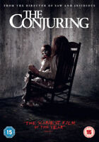 The Conjuring [DVD] [2013], Very Good DVD, Vera Farmiga, Patrick Wilson, James W