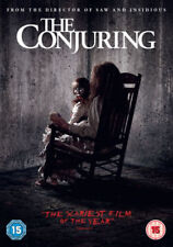 The Conjuring (DVD, 2013) Sealed