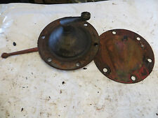 Ford 8N Tractor Rear End Covers