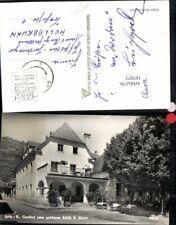 107075,Spitz a.d. Donau Wachau Gasthof zum goldenen Schiff Detailansicht