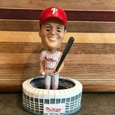 Jim Thome Veterans Stadium Bobblehead plus an additional collectible