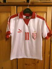 Tunisia Home Football Shirt for Boys size 8