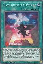 ♦Yu-Gi-Oh!♦ Dragon Jumeaux du Crépuscule (Seigneur Lumière) : COTD-FR060 -VF/C.-