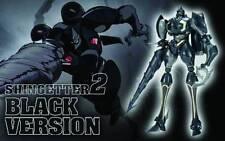 Shingetter Robo 2 Diecast Black SG-19 import figure 10310