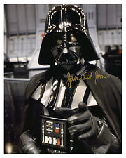 -- STAR WARS -- DARTH VADER (JAMES EARL JONES) Autographed 8x10 Reprint