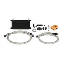 MISHIMOTO THERMOSTATIC Oil Cooler Kit FOR Subaru WRX 2008+ BLACK