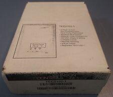 Johnson Controls Non-Programmable Heat Pump Thermostat Model TEC2102-1 NIB