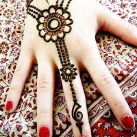 1PC HENNA PASTE Herbal Cones Temporary Tattoo kit Body Art Mehandi ink New