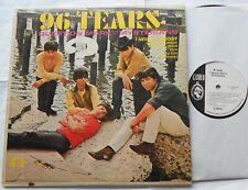 QUESTION MARK (?) & THE MYSTERIANS 96 Tears LP CANADA ORIG 1966 MONO GARAGE LP