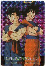 Goku Gohan #232 Prism Foil Japanese Dragonball Z Card Hero Collection