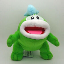"Super Mario Bros Green Spike Plush Doll Soft Figure Stuffed Animal Toy 8"" Gift"