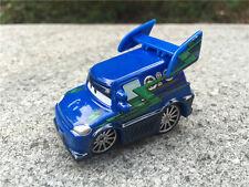 Mattel Disney Pixar Cars 1:55 DJ with Flames Metall Spielzeugauto Neu Loose