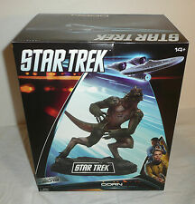 NEW Star Trek RESIN GORN STATUE From The Video Game Limited Edition Figurine