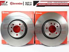 FOR LAND ROVER RANGE ROVER SPORT 13- FRONT GENUINE BREMBO BRAKE DISC DISCS 380mm