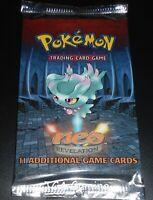 SEALED Neo Revelation Set Booster Pack - 1999 WOTC Pokemon Cards - LIGHT