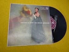 Mario Lanza canciones de amor y una serenata Napolitana  (EX/EX++) Spain   LP ç