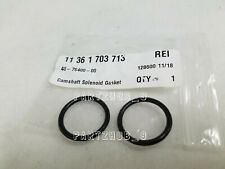 2x Solenoid o Ring seal for Vanos Unit for BMW E36 E39 E46 M3 X3 X5 Z3 Z4