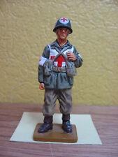 FIGURINE DEL PRADO SOLDAT MEDECIN AMERICAIN 94 DIV INFANTRY 1945 WWII USA