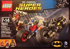 LEGO Super Heroes 76053 Batman Gotham City Cycle Chase Harley Quinn Deadshot DC