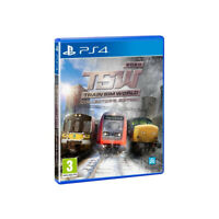 Train Sim World 2020 Collector's Edition PlayStation PS4 2019 EU English Sealed