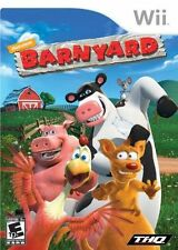 Wii Barnyard ORIGINAL Replacement Case NO GAME INCLUDED !
