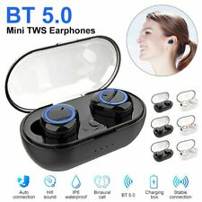 Bluetooth 5.0 Earbuds Wireless Earphones Headphones For iPhone Android Samsung