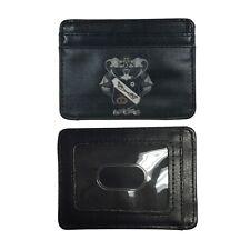 Sigma Nu Slim Wallet Credit Card Case with Crest Sig Nu