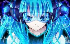 Poster A3 Vocaloid Hatsune Miku Manga Anime Cartel 05