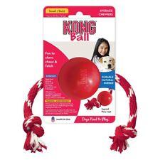 Kong-Ball con Cuerda Juguete Perro-Pequeño