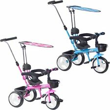 boppi - 4 in 1 Trike Stroller & Tricycle For Babies Toddlers and Children