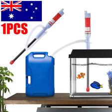 Battery Operated Liquid Transfer Pump Siphon Gas Oil Fish Tank Aquarium Water
