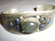 Sapphire Silver Vintage Fine Jewellery