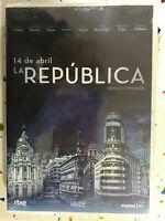 14 DE ABRIL LA REPUBLICA PRIMERA 1ª TEMPORADA 1 NUEVA PRECINTADA 5 x DVD 3T