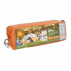 NEW Orange Ozark Trail 2 Person Hiker Backpacker Camping Tent Brand New Sealed