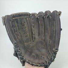 "Dudley DSG5 Softball Glove Heat Series 12.5"" RHT Dark Brown Top Grain Leather"