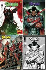 SPAWN # 311 COVER SET INCLUDES 4 COVERS A B C 1:5 BOSEMAN TRIBUTE MCFARLANE