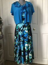 Danny And Nicole Dress Size 8 NWT