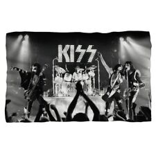 KISS ALIVE! FLEECE BLANKET OFFICIAL 2016