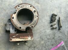 1999-2004 Ford F250 F350 transfer case adapter tail housing 4x4 4wd E4OD 4R100