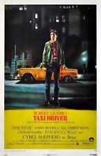 Taxi Driver Replica 1976 Movie Poster
